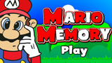 Mario Memory - Flash Game
